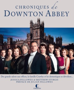 Chroniques de Downton Abbey jacket