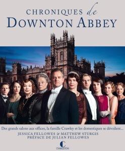 Chroniques de Downton Abbey jacket
